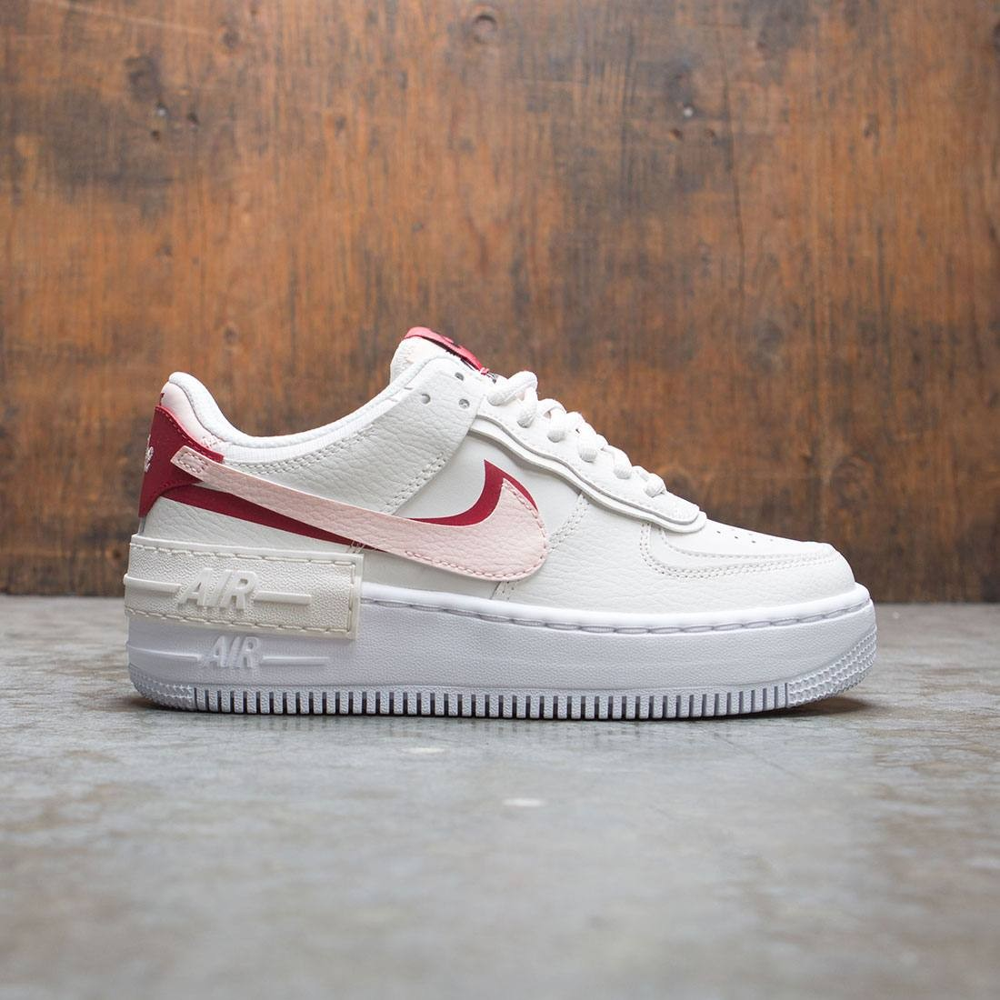 Nike Women Af1 Shadow (phantom / echo pink-gym red)