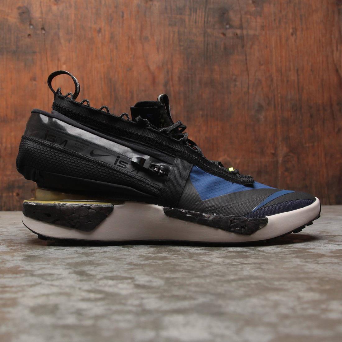 Nike Men Ispa Drifter Gator (coastal blue / coastal blue-black-volt)
