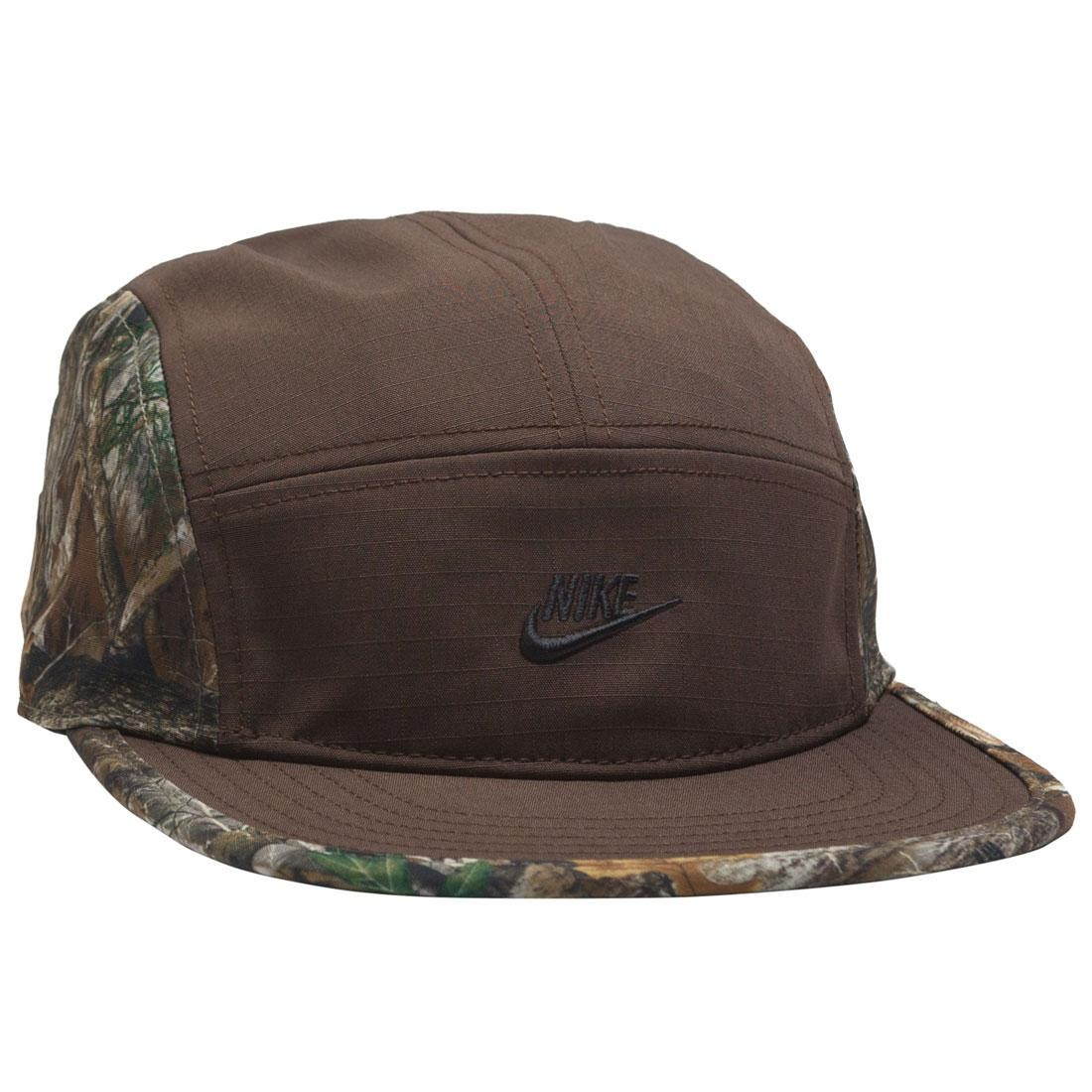 Nike Men Nrg Sportswear Aw84 Rlt Realtree Adjustable Cap (baroque brown / black)