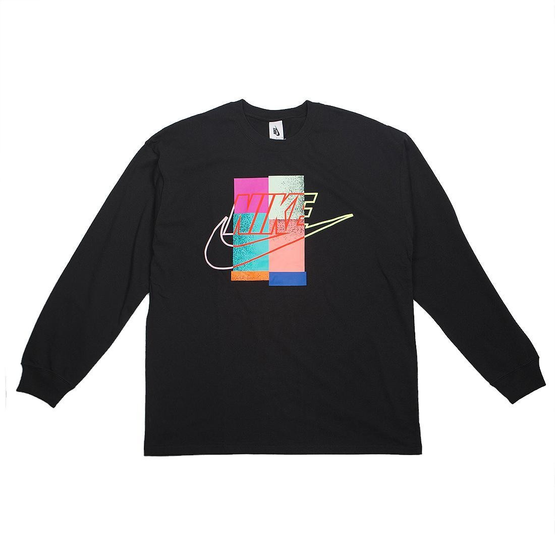 Nike x Atmos Men Nrg Long Sleeve Tee (black)
