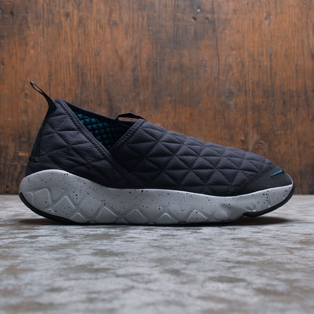 Nike Men Acg Moc 3.0 (black / midnight turq-wolf grey)