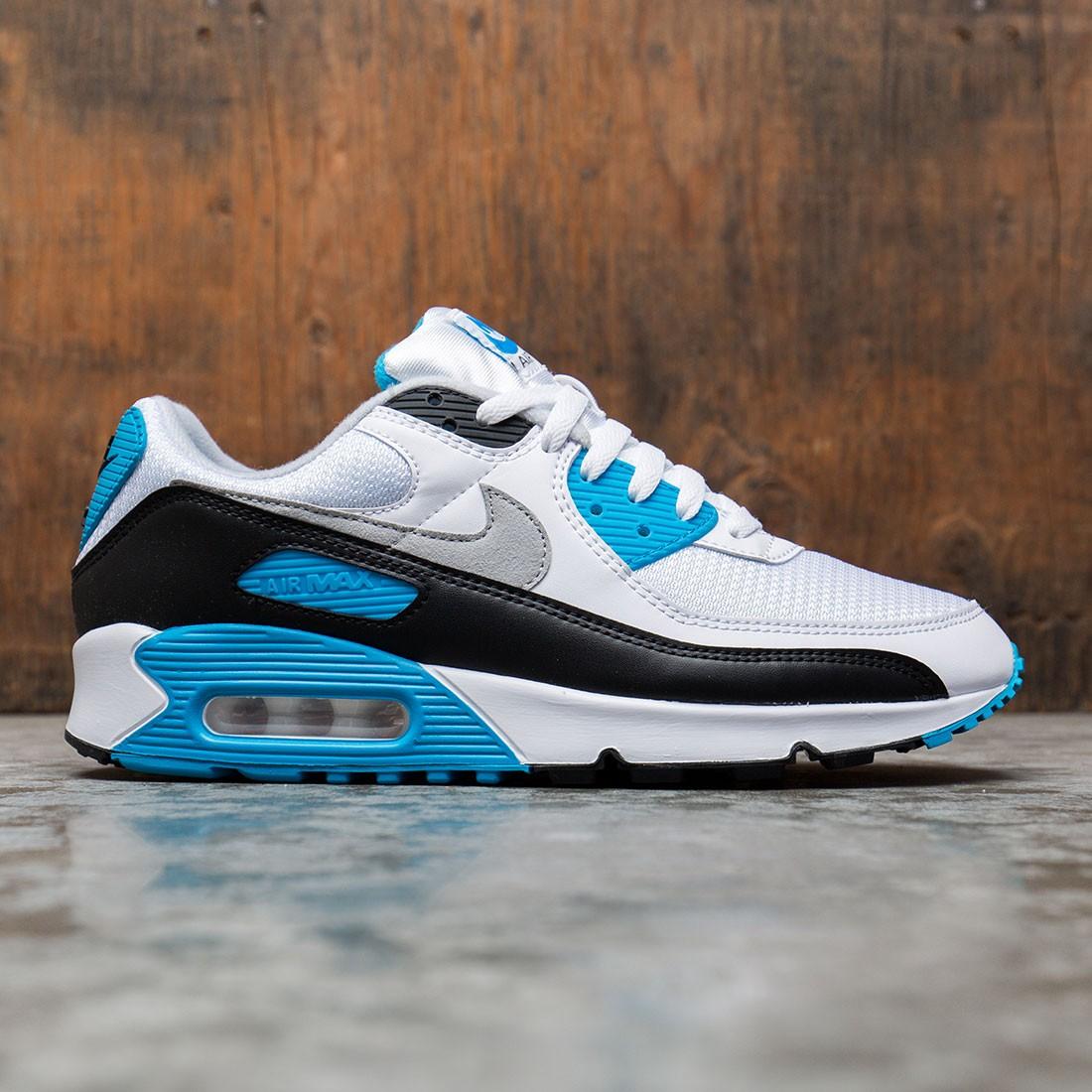 Nike Men Air Max Iii (white / black-grey fog-laser blue)