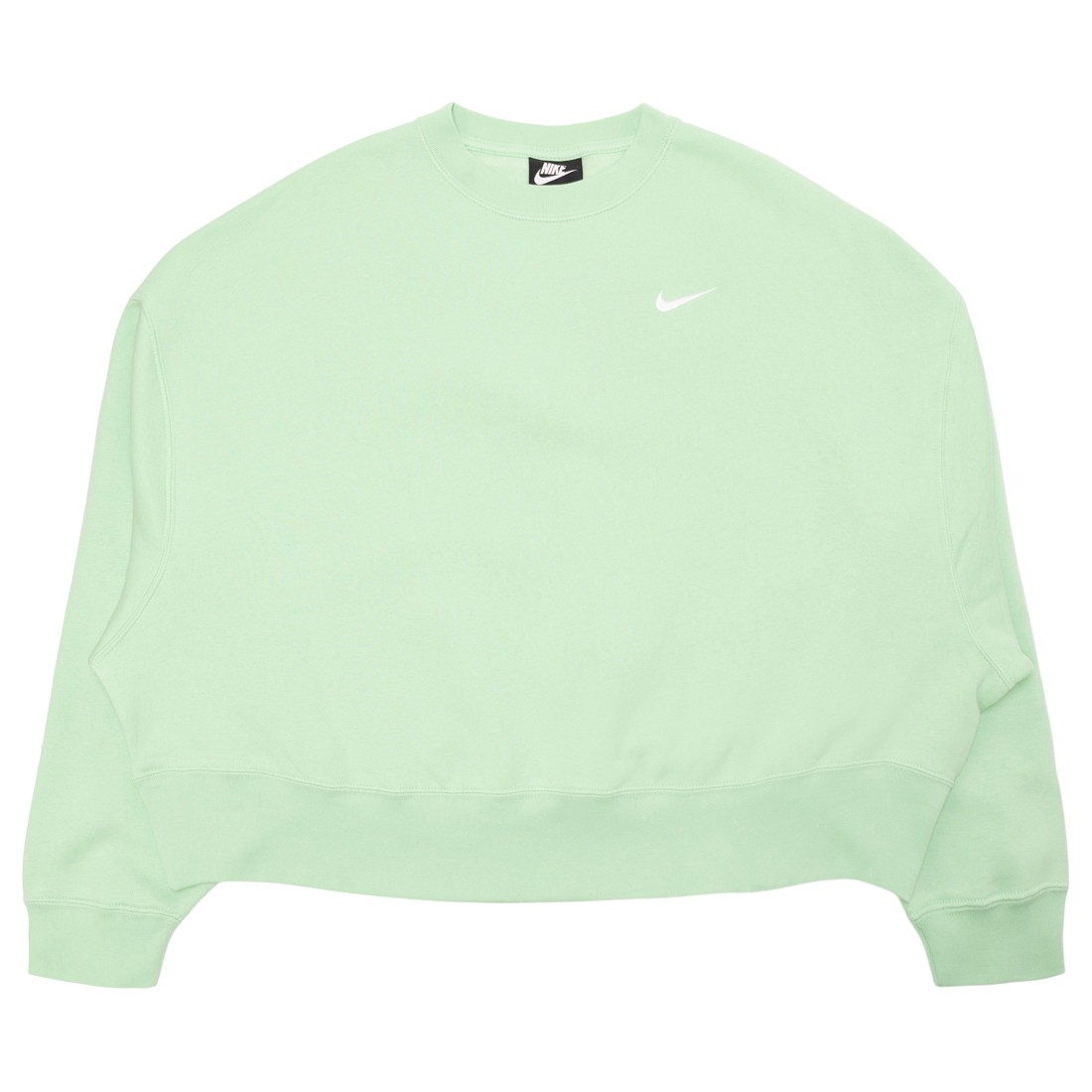 Nike Women Sportswear Essential Crewneck (cucumber calm / white)