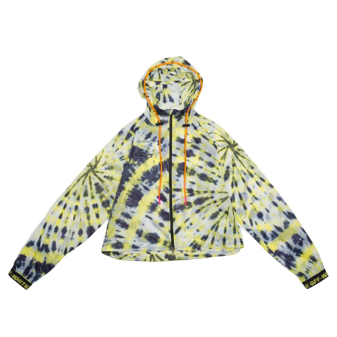 Nike X Off-White Women Nrg As #1 Aop Jacket (volt)