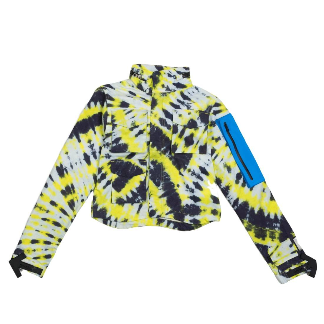 Nike X Off White Women Nrg As #27 Aop Jacket (volt)