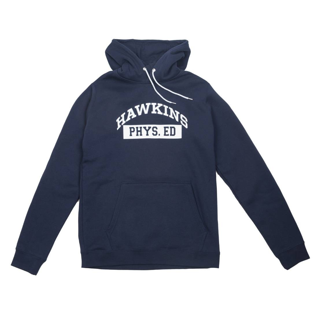 puerta Consciente Negociar  nike men x stranger things pullover hoody college navy white sail