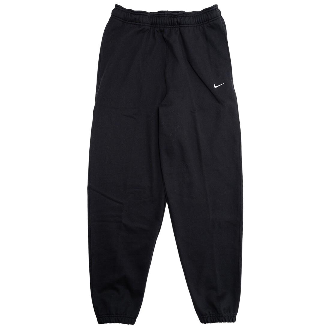 Nike Men Made In The Usa Fleece Pants (black / white)