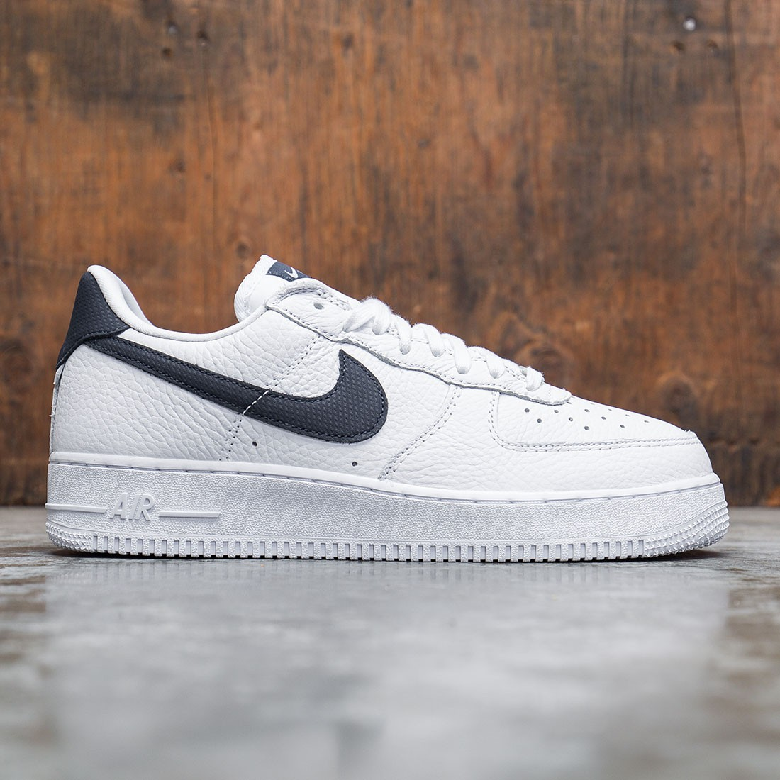 Nike Men Air Force 1 '07 Craft (white / obsidian-white)