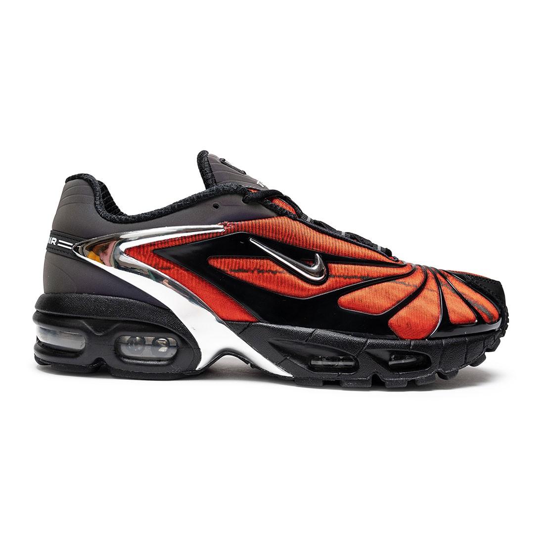 Nike X Skepta Men Air Max Tailwind V (black / chrome-red)