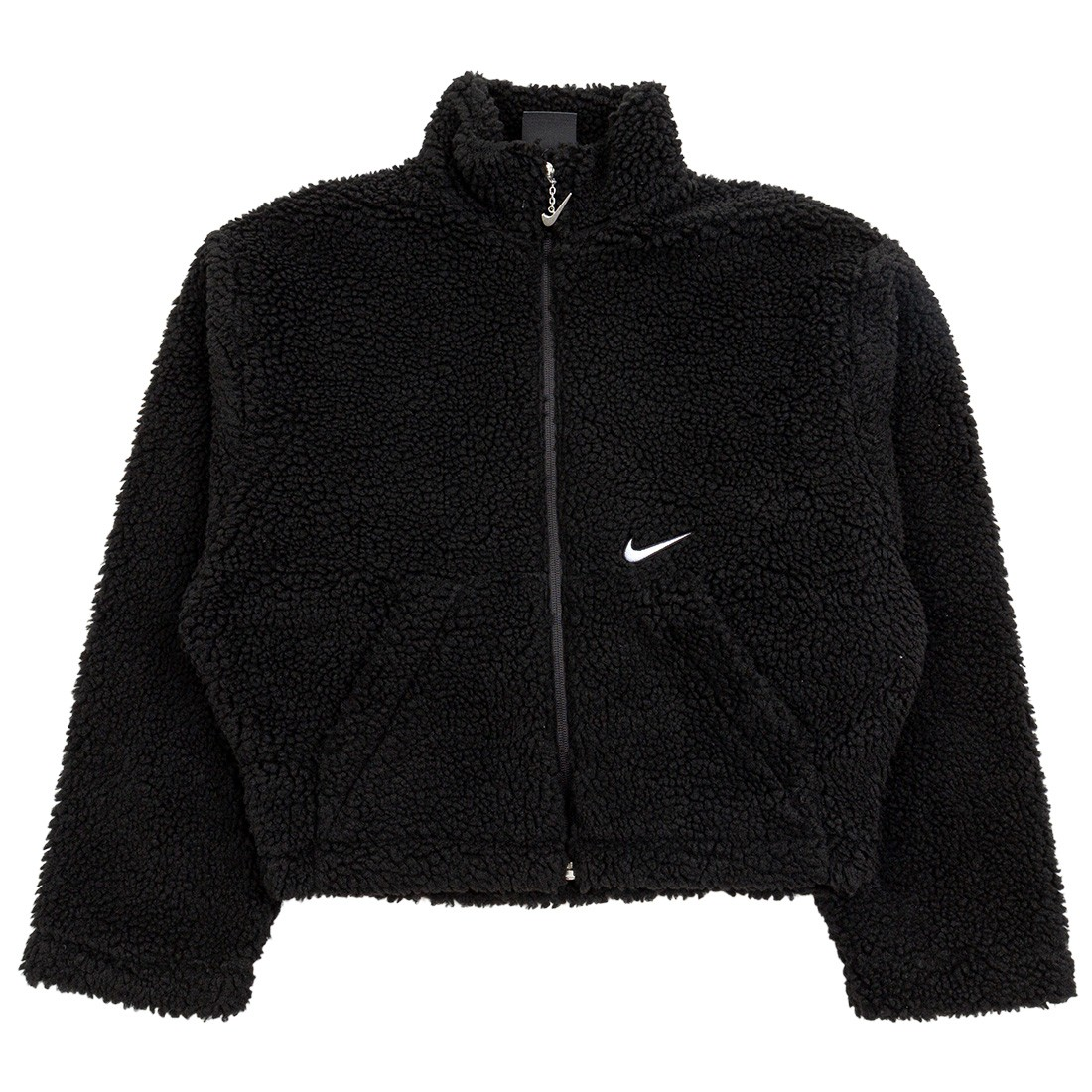 Nike Women Sportswear Swoosh Jacket (black / white)