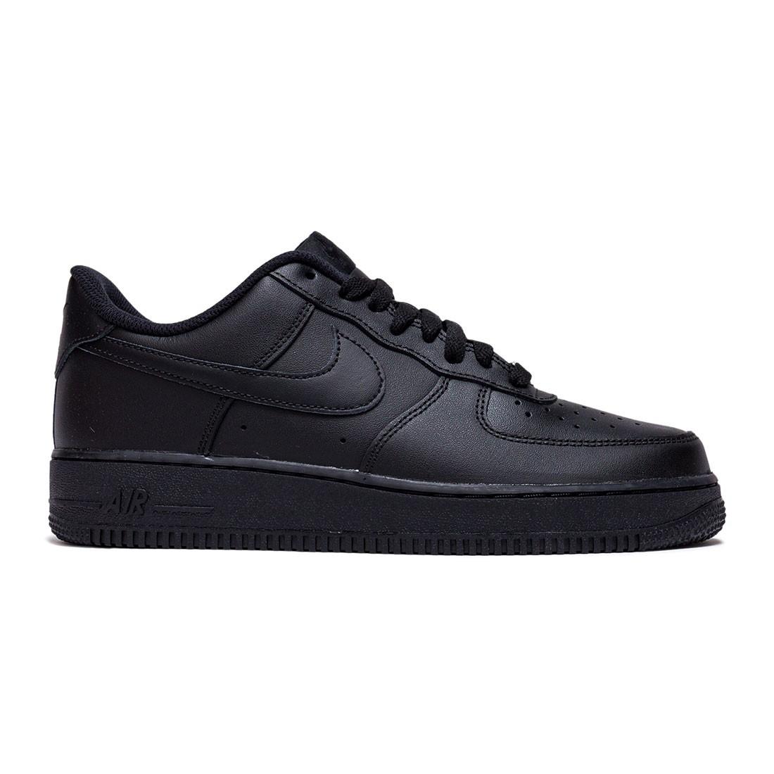 Nike Men Air Force 1 '07 (black / black)