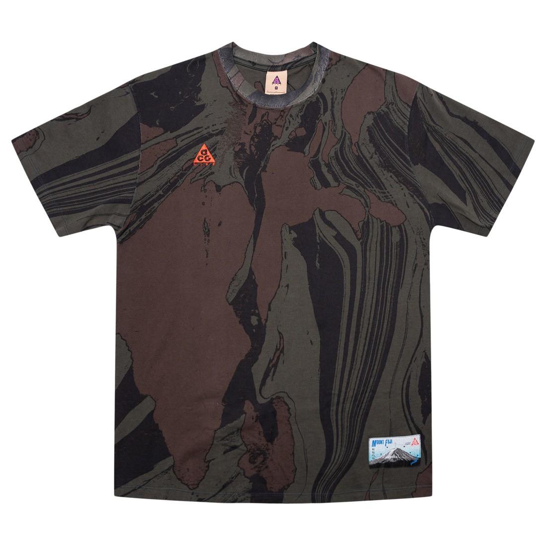 Nike Men Acg Mt. Fuji Tee (cargo khaki)