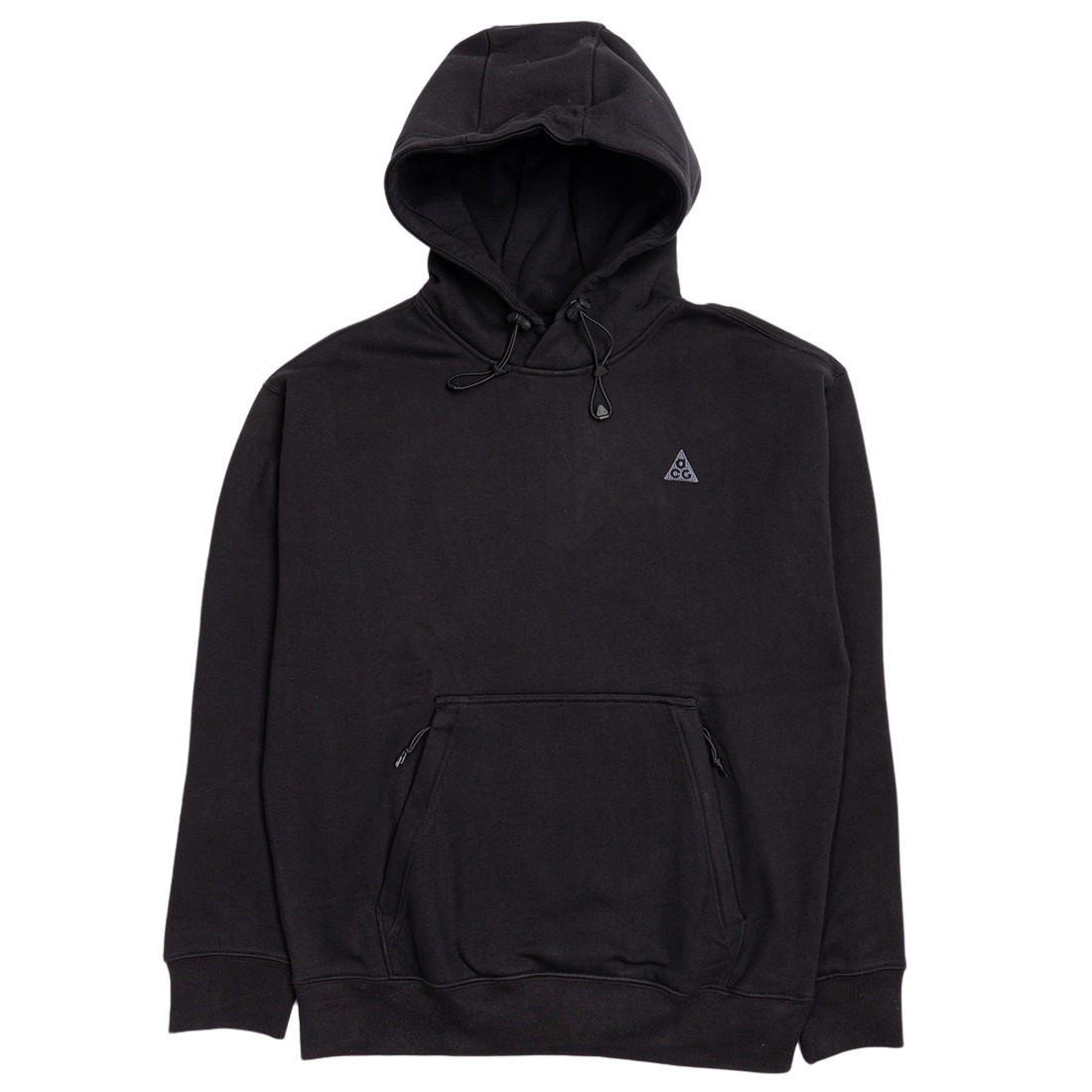 Nike Men Acg Pullover Fleece Hoody (black)