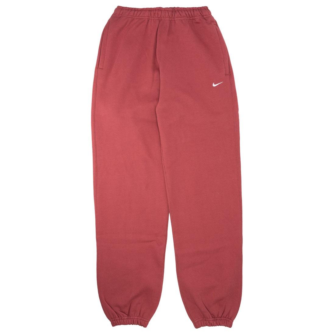 NikeLab Women Energy Fleece Pants (cedar / white)