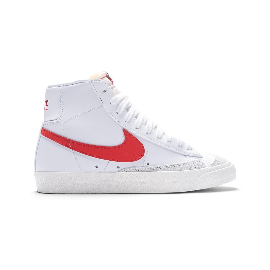 Nike Women Blazer Mid '77 (white / habanero red-sail)