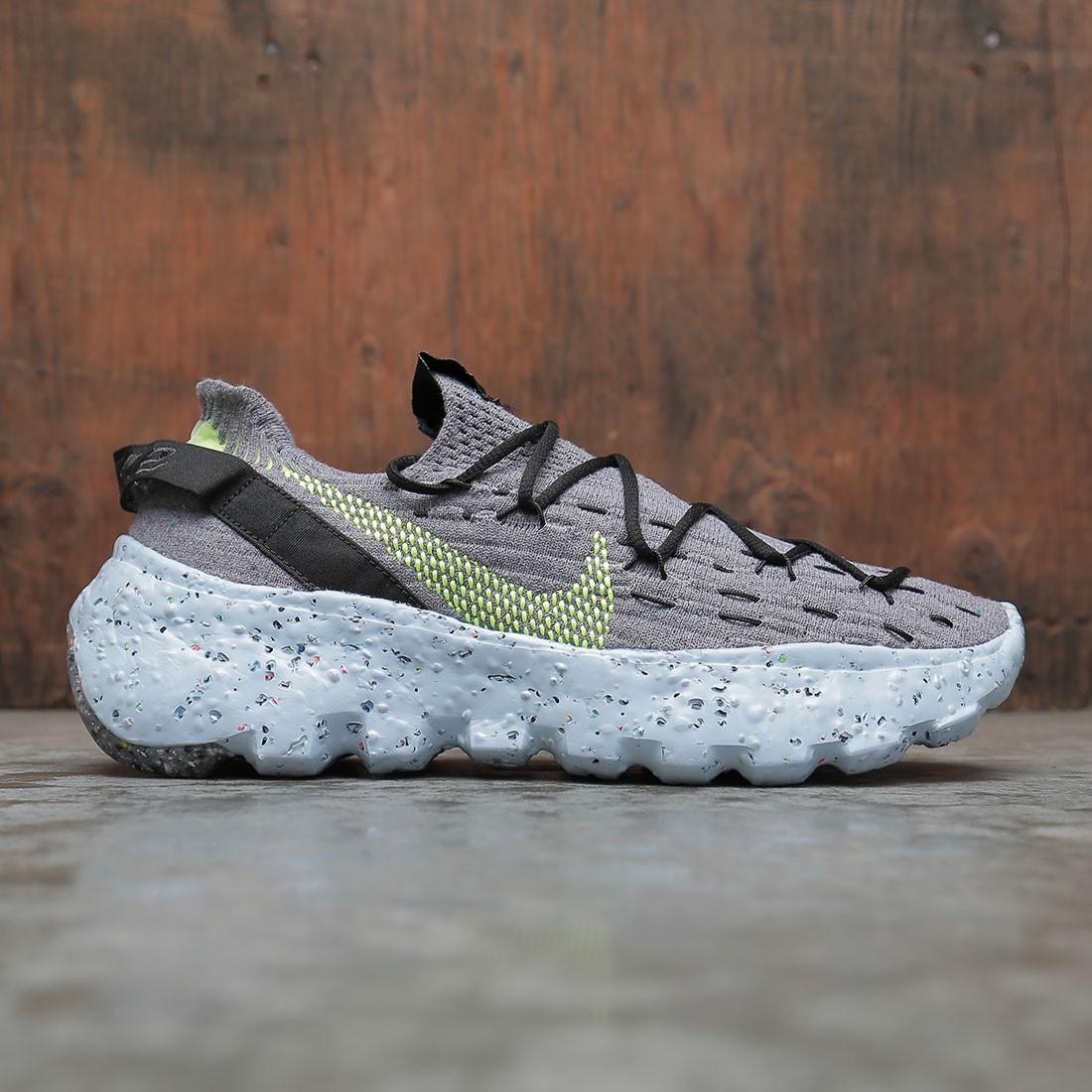 Nike Men Space Hippie 04 (grey / volt-black-dk smoke grey)