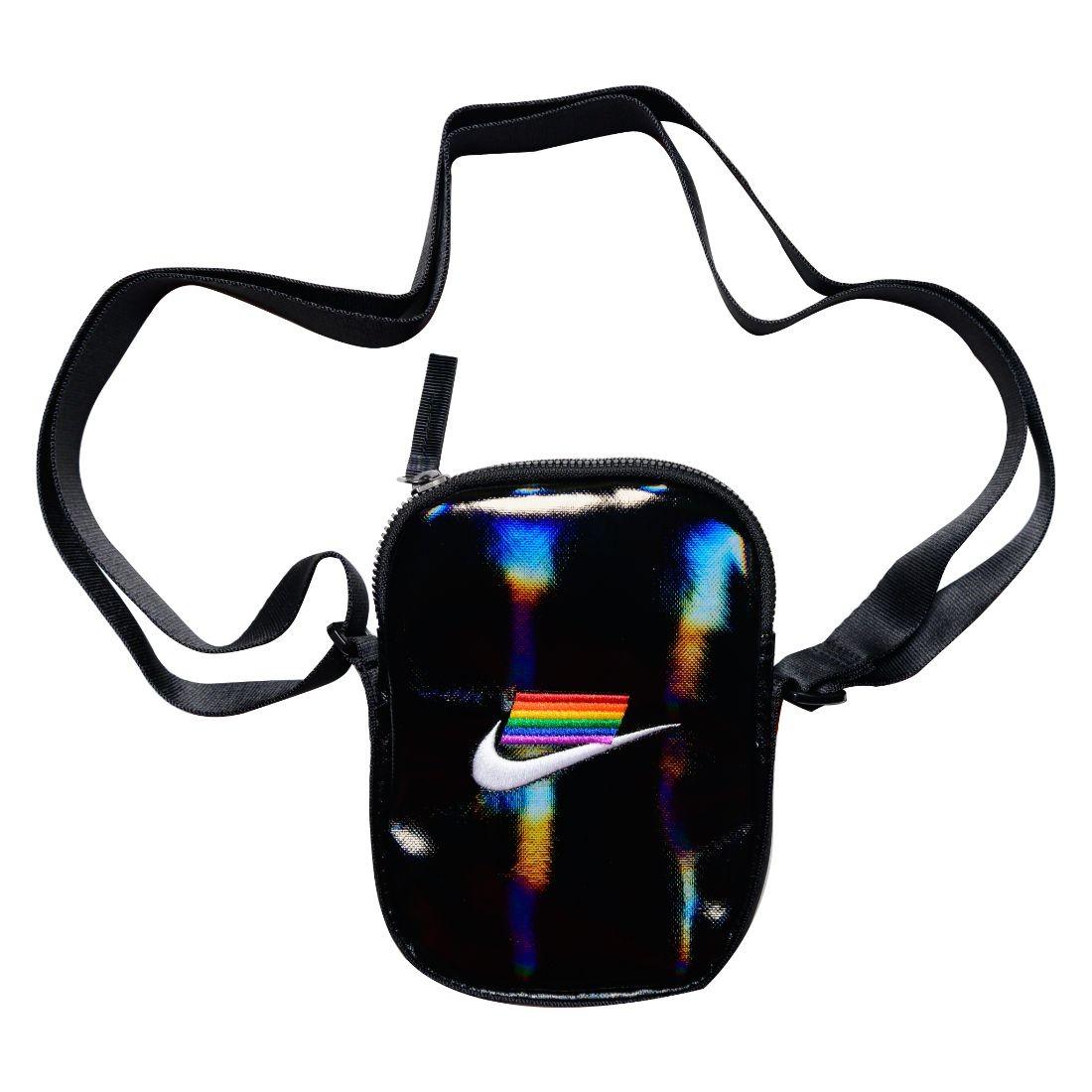 Nike Heritage Betrue Bag (black / black / white)
