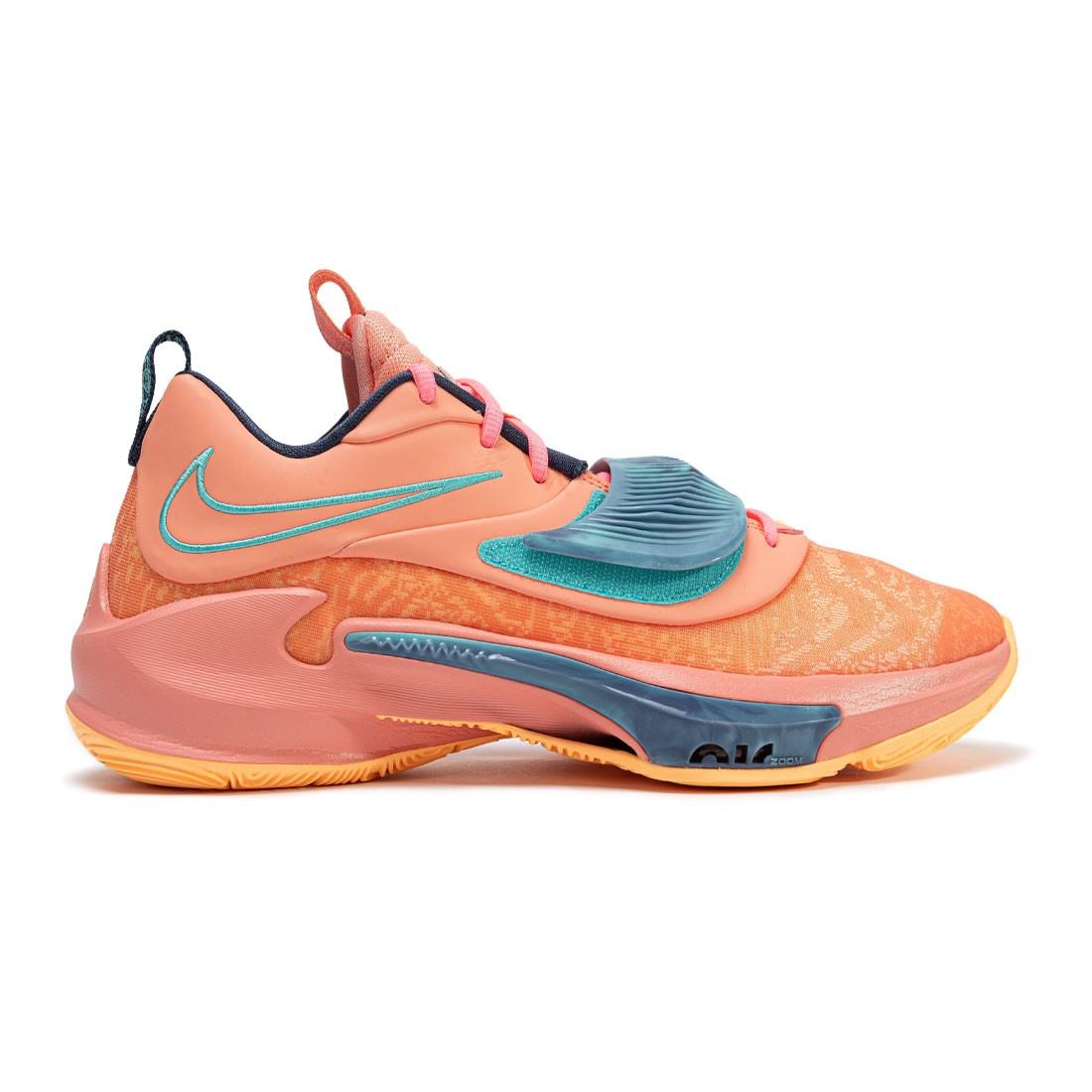 Nike Men Zoom Freak 3 (crimson bliss / thunder blue-dynamic turq)