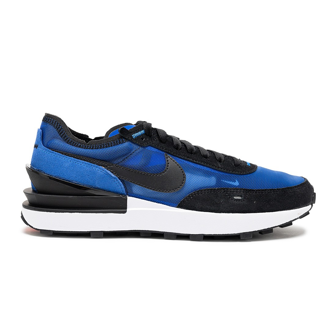 Nike Men Waffle One (racer blue / black-white-bright crimson)