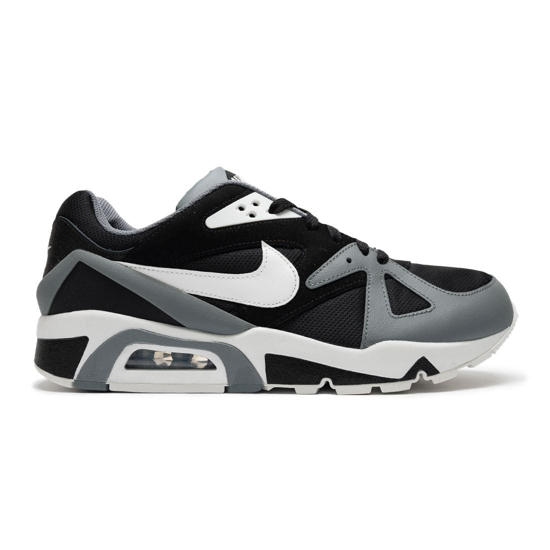 Nike Men Air Structure (black / summit white-smoke grey)