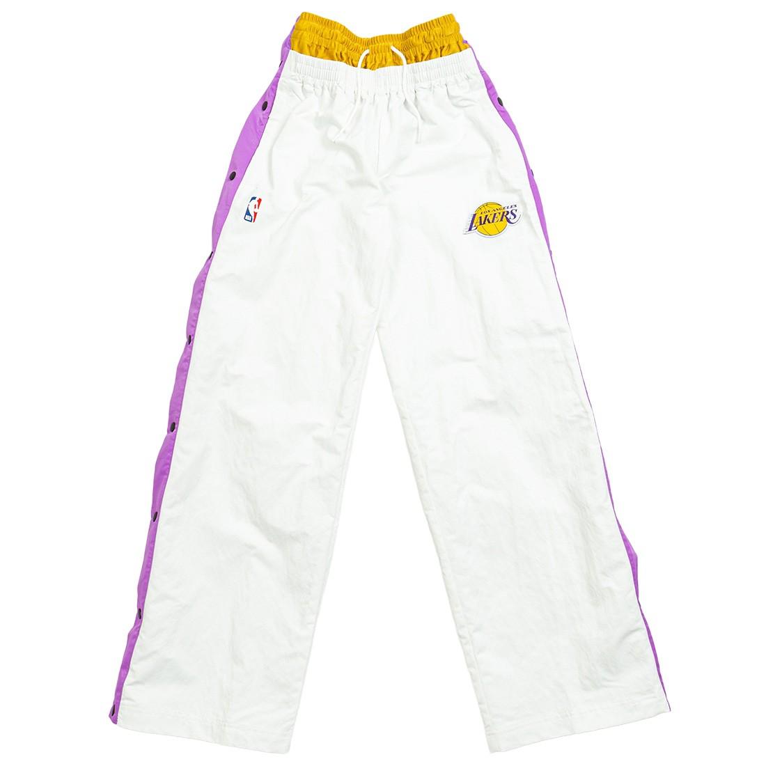 Nike Women W Nrg Ir Tearaway Pants Los Angeles Lakers (summit white)