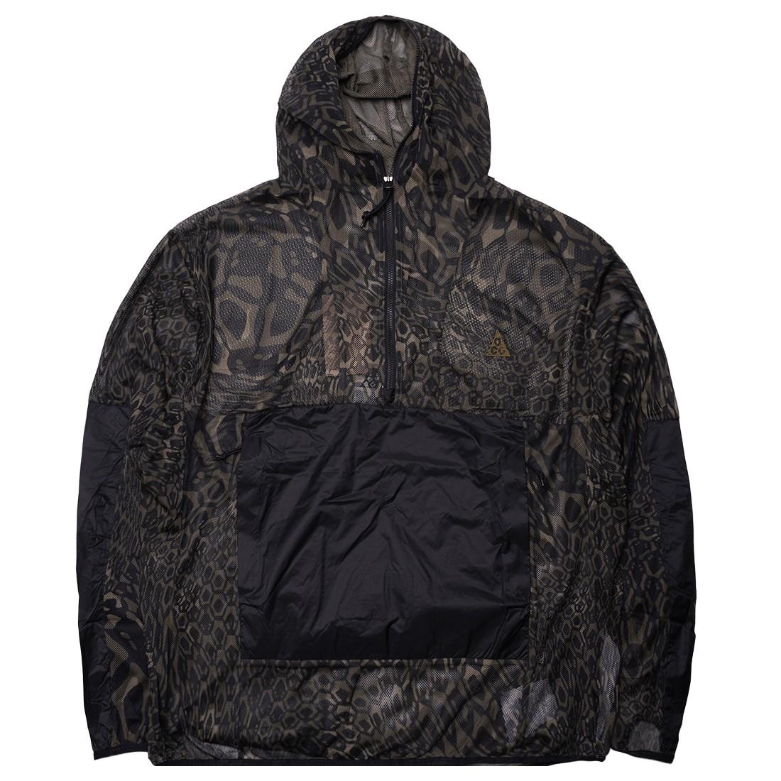 Nike Men U Nrg Df Acg Hpyarchnd Hz Jacket (sequoia / black / medium olive)