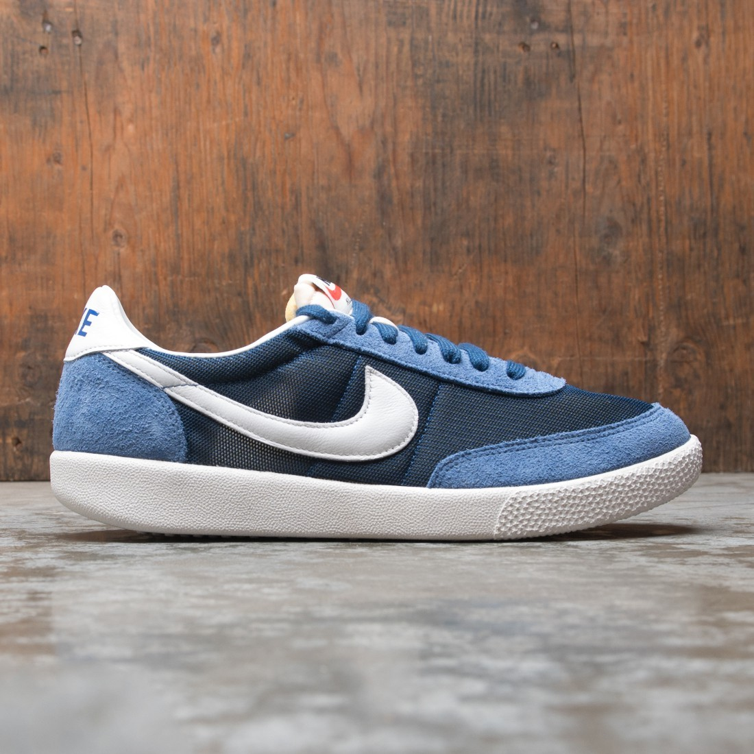 Nike Men Killshot Sp (coastal blue / white-stone blue-white)