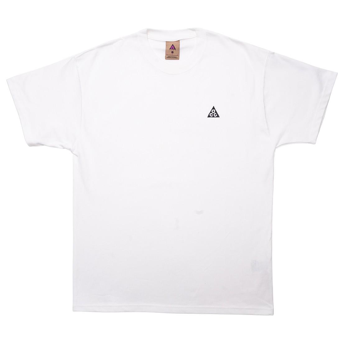 Nike Men Acg Tee (white / anthracite)