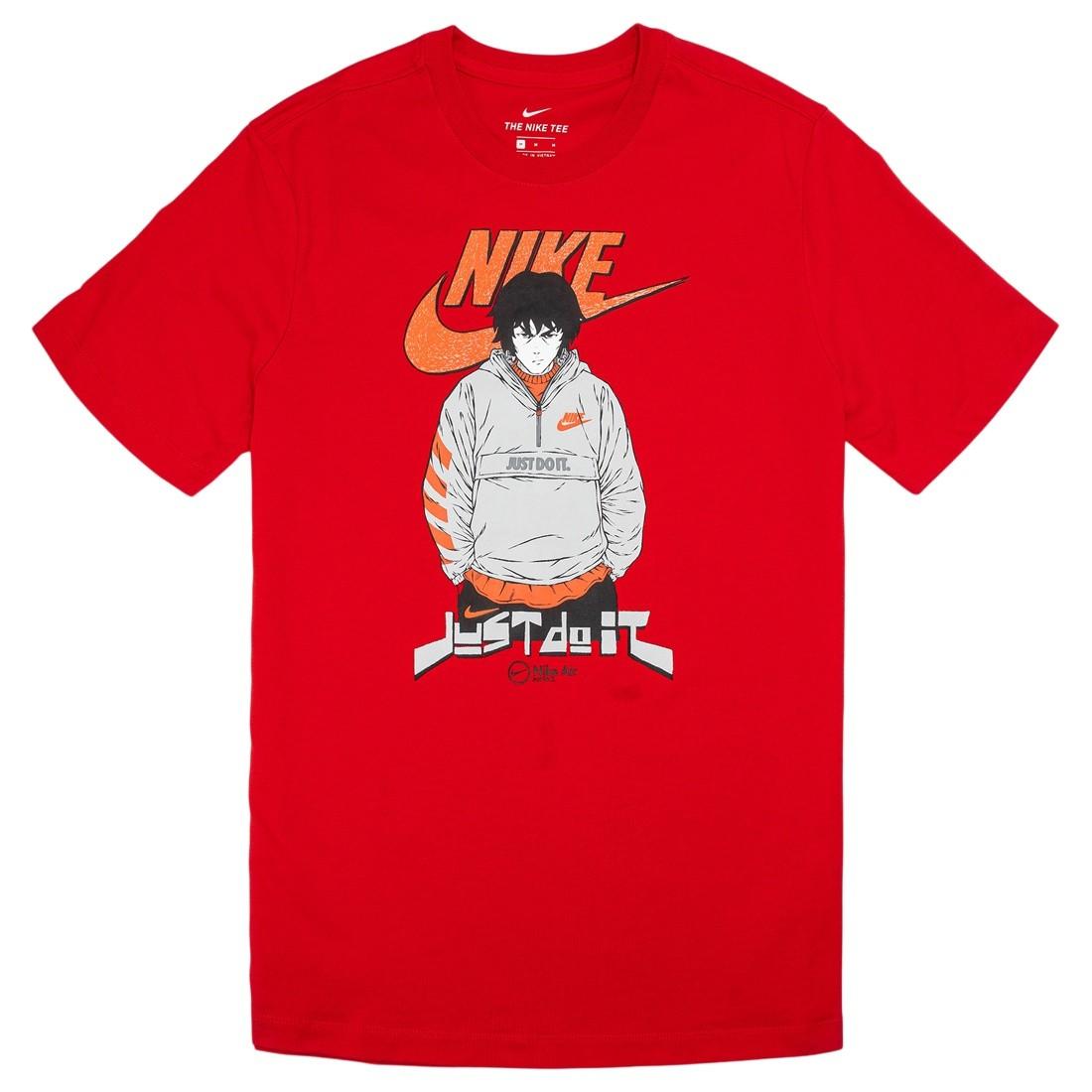 Nike Men Sportswear Tee (university red)