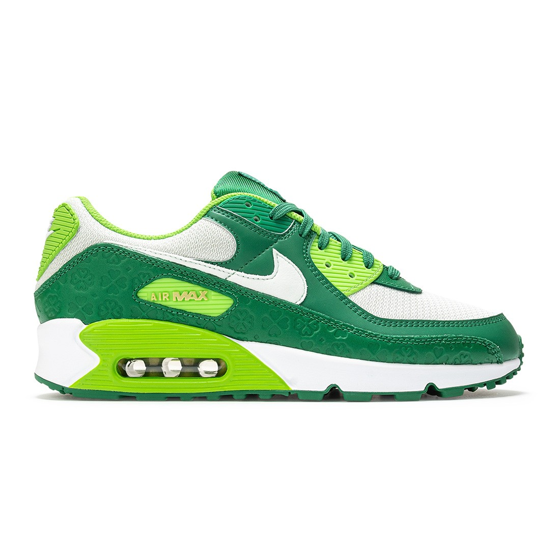 Nike Men Air Max 90 (pine green / mean green-spruce aura-white)