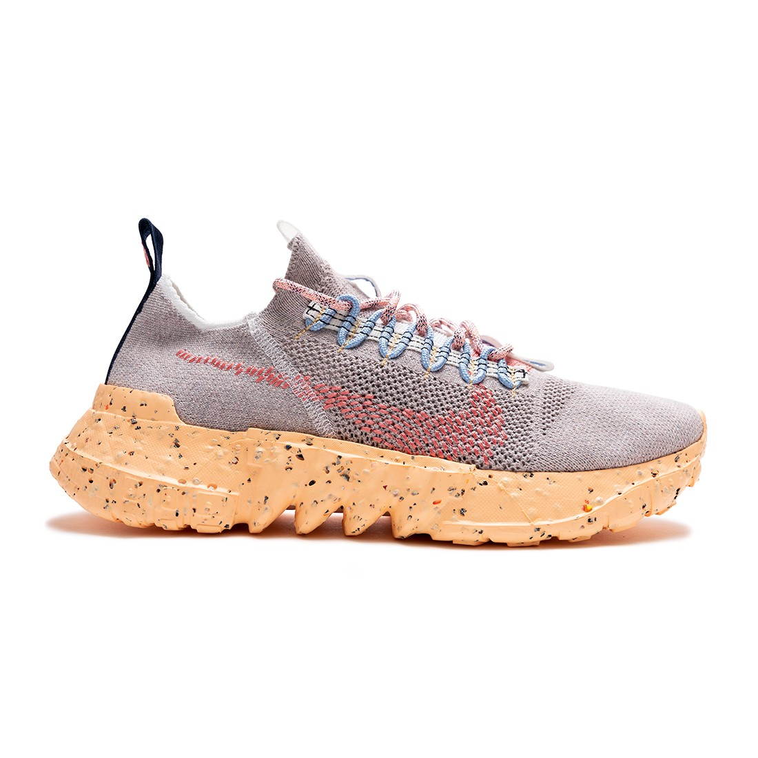 Nike Men Space Hippie 01 (vast grey / summit white-melon tint)