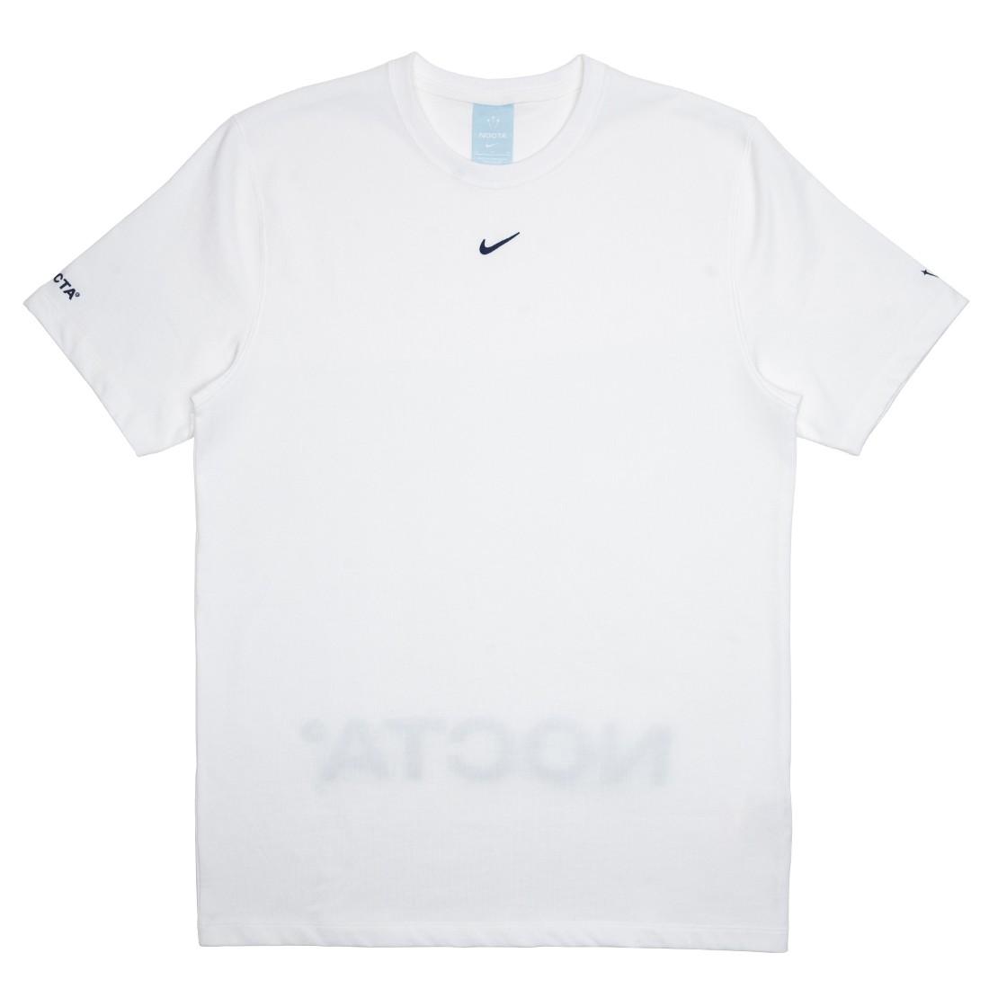 Nike Men Nocta Tee (white / blue void)