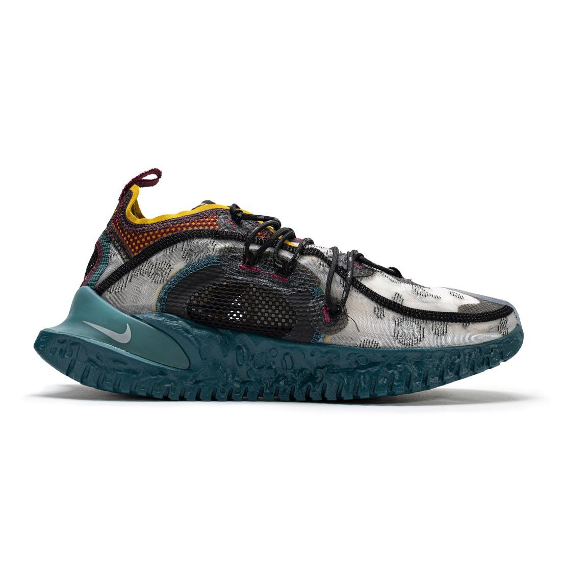 Nike Men Flow 2020 Ispa (black / reflect silver-light stone)