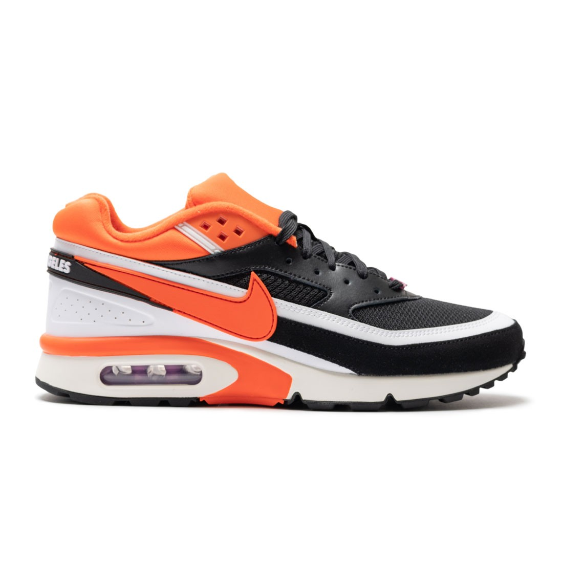 Nike Men Air Max Bw (Los Angeles) (black / rush orange-white-hyper violet)
