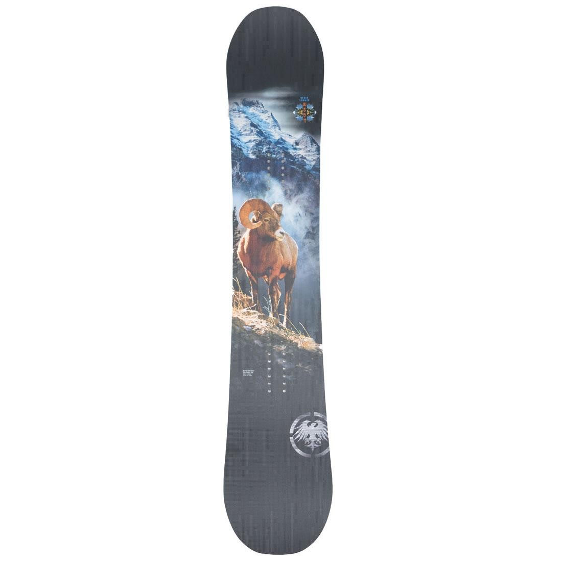 Never Summer 2019 West Snowboard (multi)