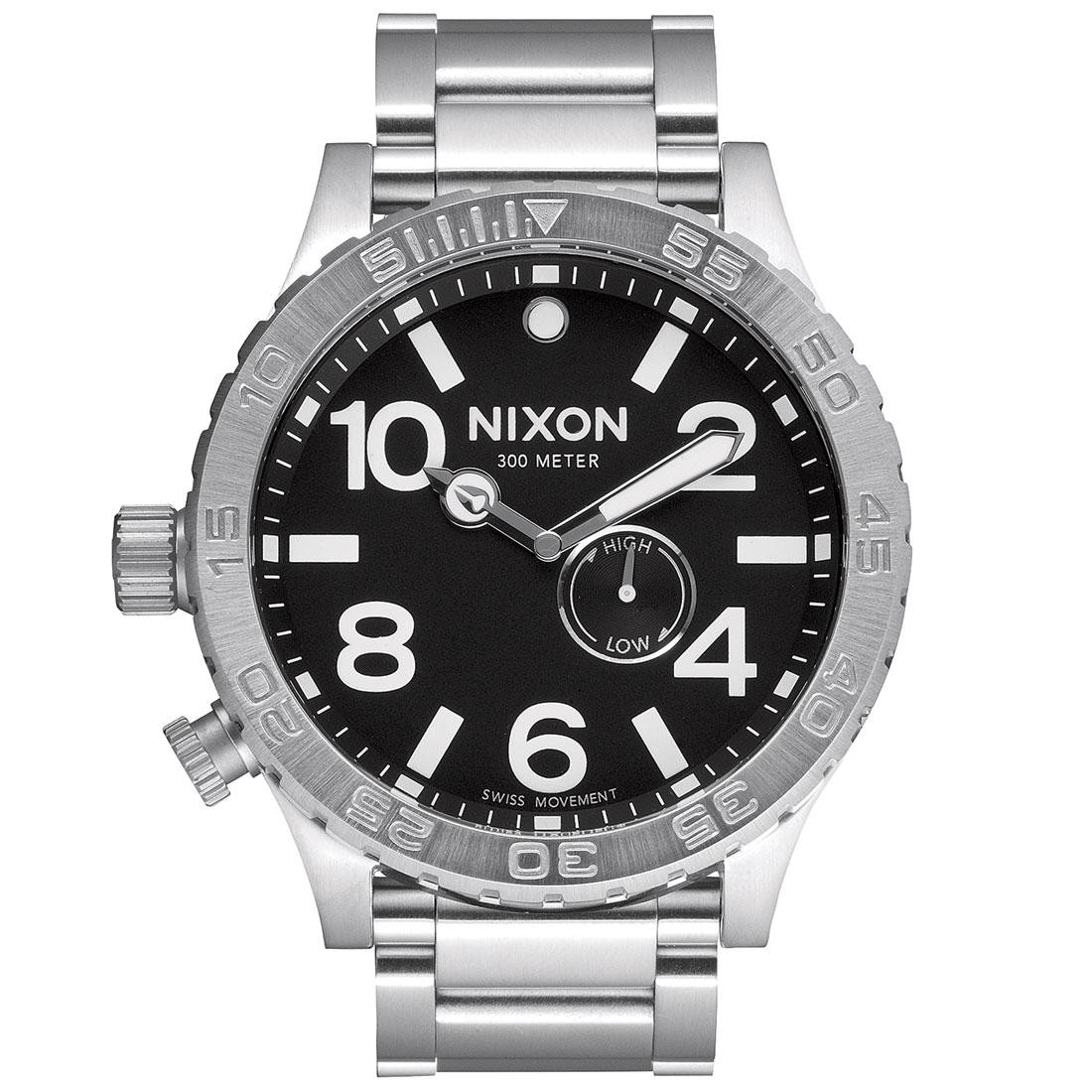 Nixon 51-30 Tide Watch (black)
