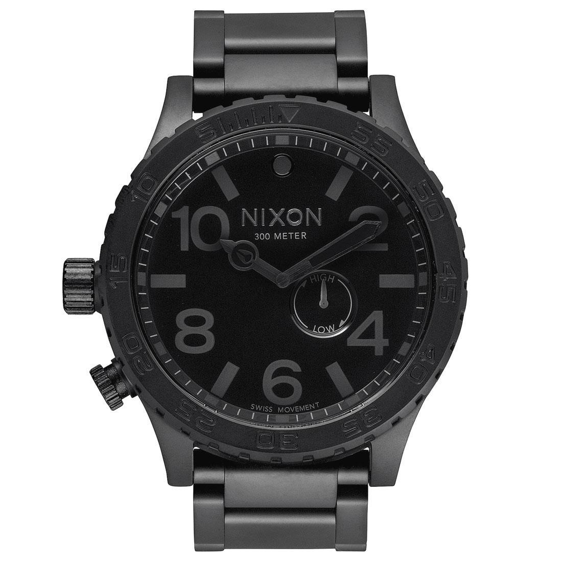 Nixon 51-30 Tide Watch (all black)