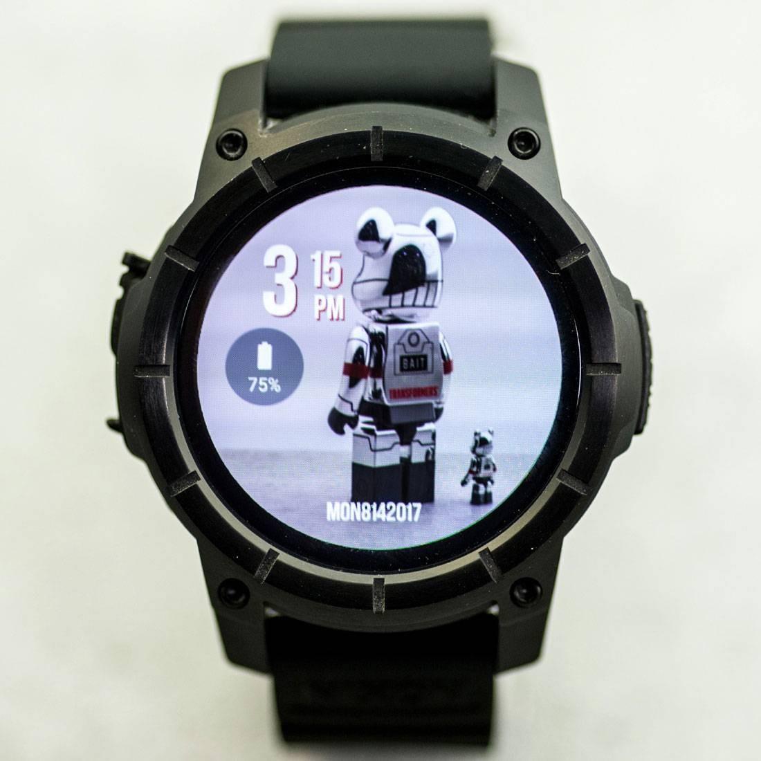 Nixon The Mission Smart Watch (black / all black)