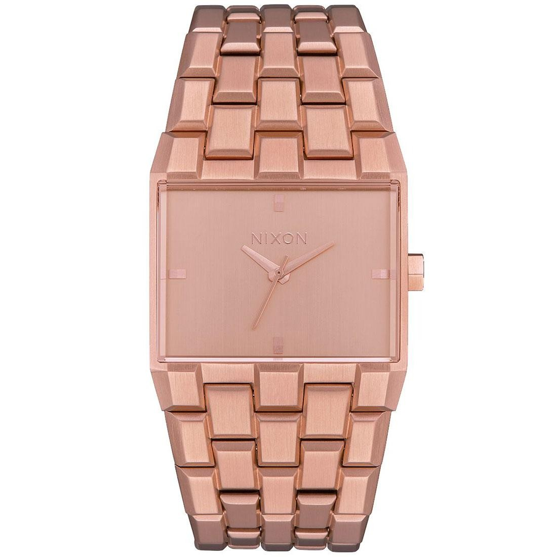Nixon Ticket II Watch (gold / rose gold)