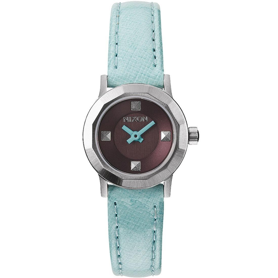 Nixon Mini B Watch (blue / light blue)
