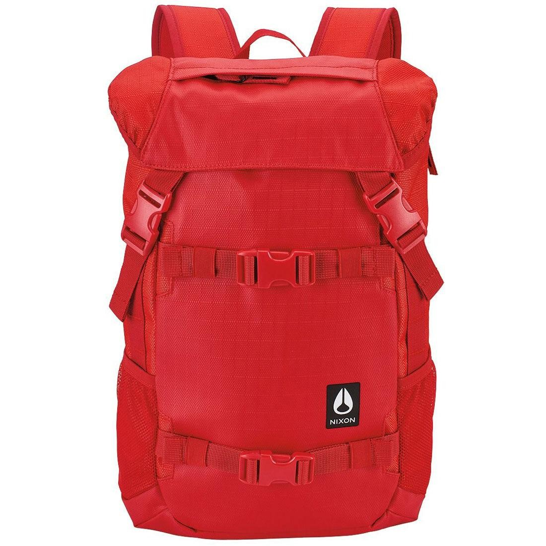 Nixon Landlock Backpack - RED (red / all red)
