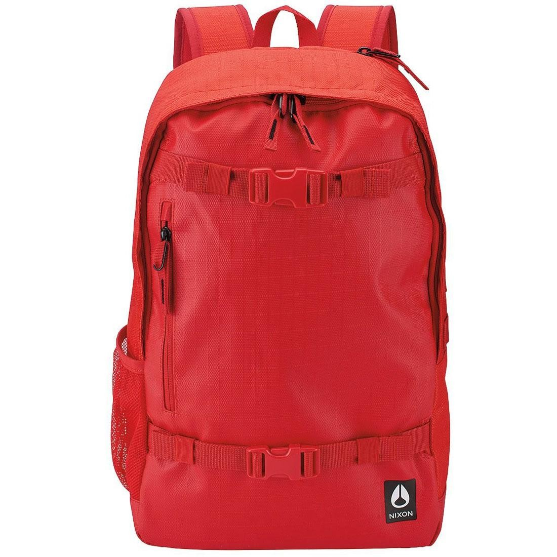Nixon Smith Backpack - RED (red / all red)