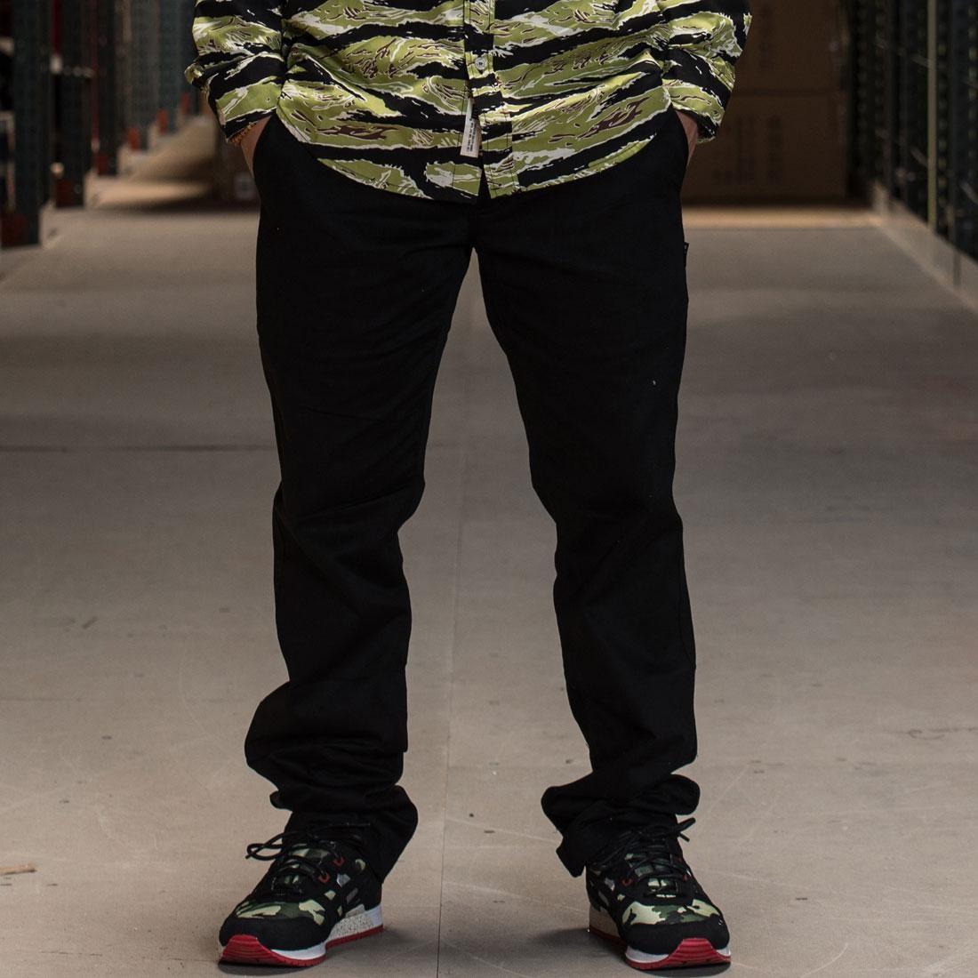 BAIT Basics Chino Pants (black)