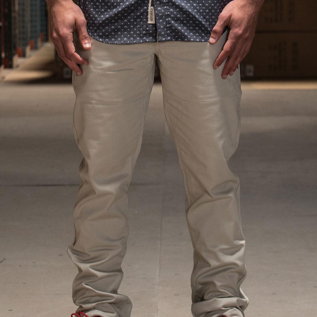 BAIT Basics Chino Pants (khaki / light khaki)