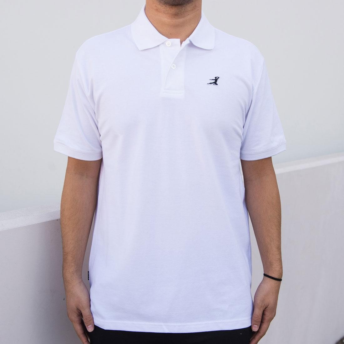 BAIT x Bruce Lee Polo Shirt (white)