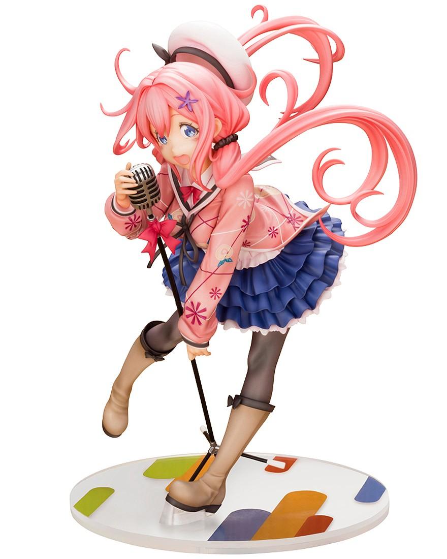 Kotobukiya Dropout Idol Fruit Tart Ino Sakura Statue (pink)