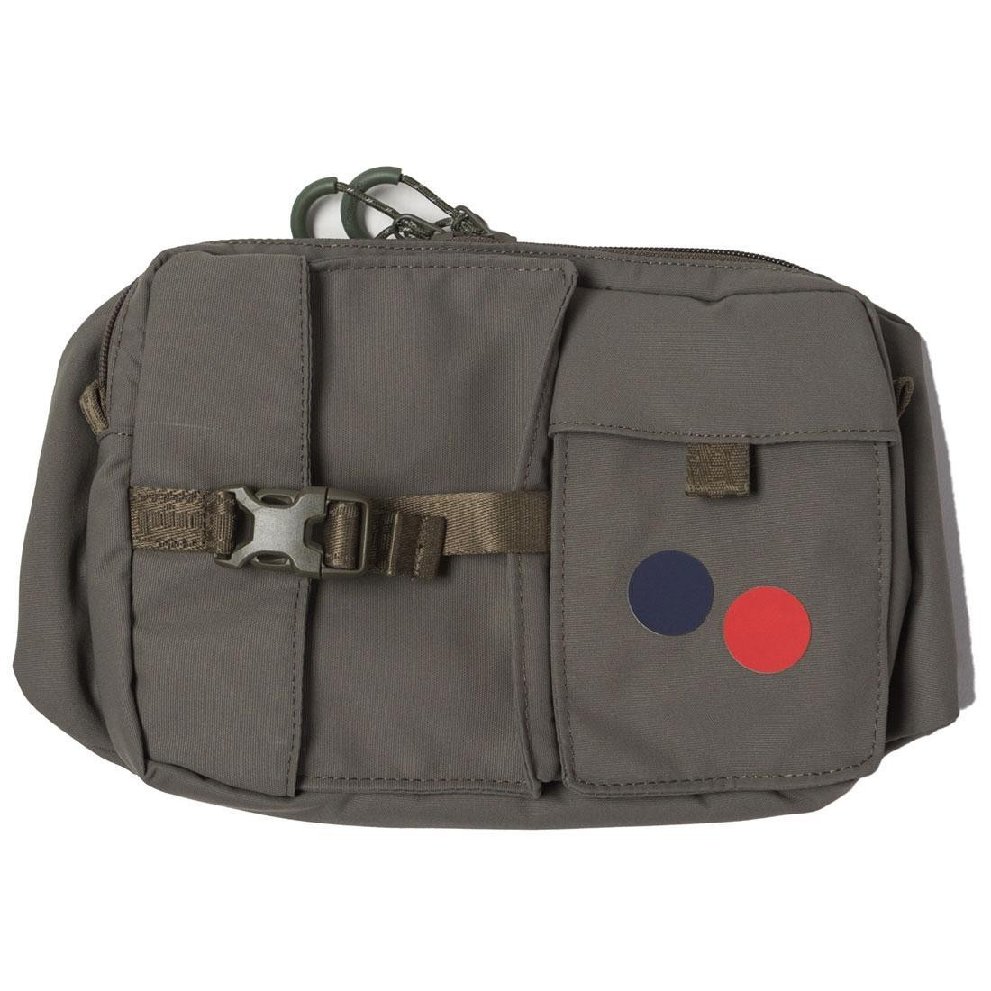 PinqPonq Tetrik Hip Bag (olive)