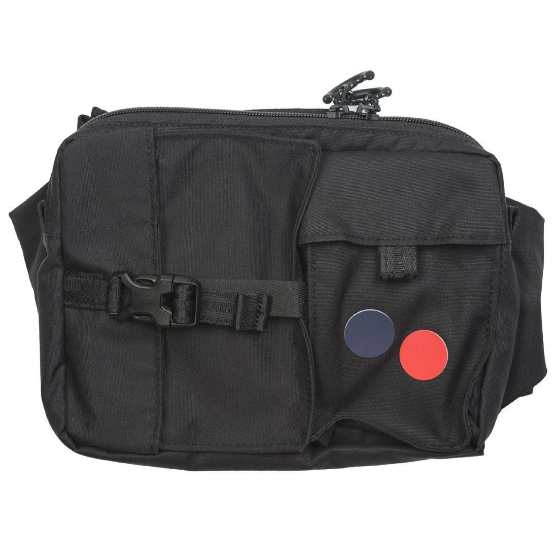 PinqPonq Tetrik Hip Bag (black)
