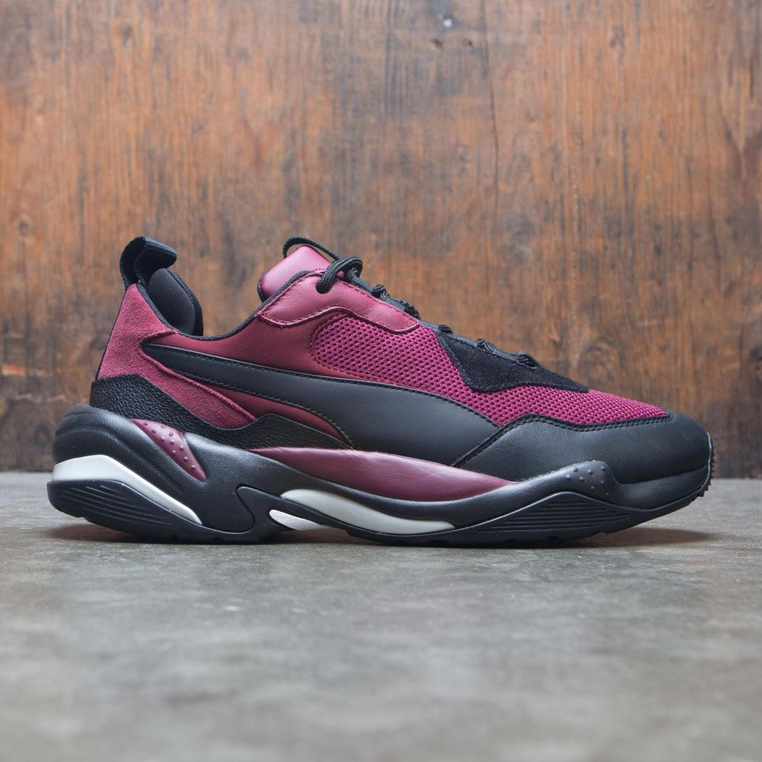 7877bed309e Puma Men Thunder Spectra red burgundy tawny