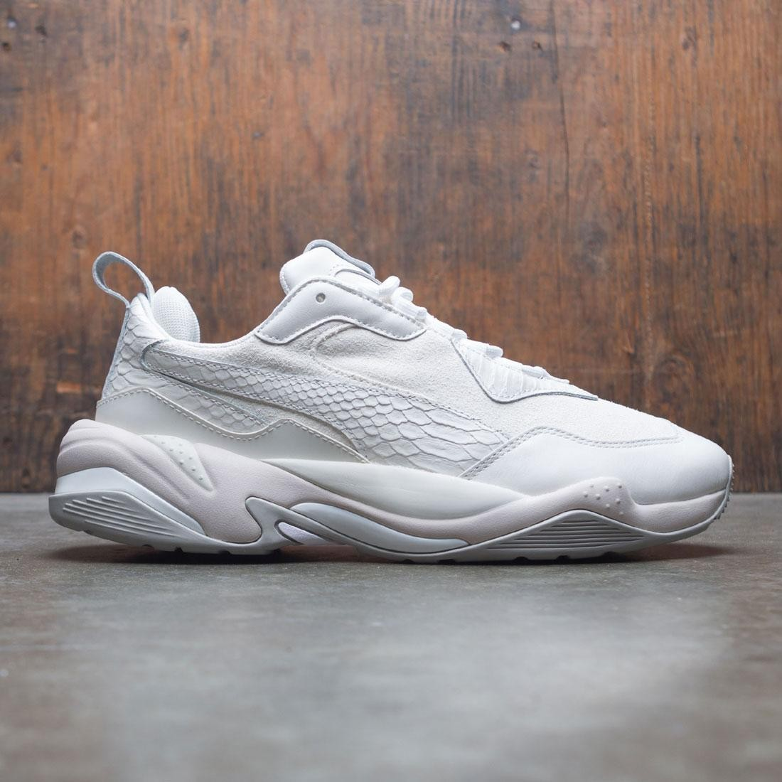 hot sale online b78d9 a3923 Puma Men Thunder Desert white gray violet bright white